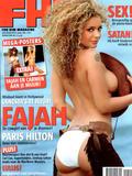 Fajah Лоуренс, фото 10. Fajah Lourens FHM Netherlands - July 2004, foto 10