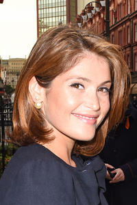 Gemma Arterton out in London 07-10-2014