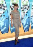Кимберли Уайатт, фото 9. Kimberly Wyatt - The 2010 Teen Choice Awards at the Gibson Amphitheatre, Universal City in LA, photo 9