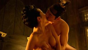 Jo Yeo-Jeong nude and sex scene