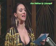 Ana Malhoa com um decote sensual no 5 para a meia noite