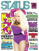 Nicki Minaj - Status Philippines - Sept 2012 (x7)