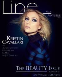 Kristin Cavallari - Line Magazin -x10