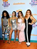 LITTLE MIX - Nickelodeon 2017 Kids' Choice Awards in Los Angeles | March 11, 2017