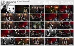"OLIVIA MUNN - ""Carson Daly"" - (April 14, 2010) - *INTERVIEW*"