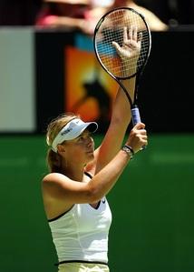 Maria Sharapova Australian Open-2007