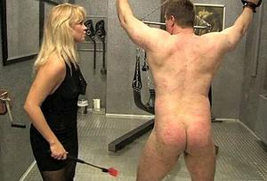Femdom clips whippings