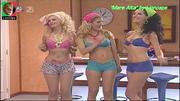 Raquel Loureiro sensual na serie Maré Alta