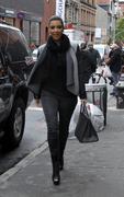 Kim & Kourtney Kardashian Out in New York - November 8, 2010