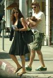 Brooke Burke and Daughter Shopping in Santa Monica, 3/12, 22 HQ