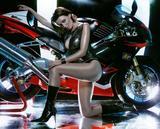 Дэнни Миноуг, фото 27. Dannii Minogue Tim Bret Day photoshoot for 'Maxim' 2001, photo 27
