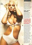 Nuts Magazine | Jan. '08 - (credit to original poster) Foto 411 (Орехи Журнал | Январь '08 - (кредит на оригинальный плакат) Фото 411)