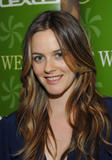 Alicia Silverstone - Environmental Panel at Dennis Hopper's Residence, April 25, 2007