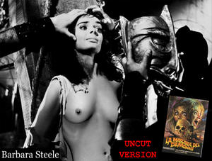 Barbara Steele Topless